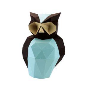 objet 3D agent paper