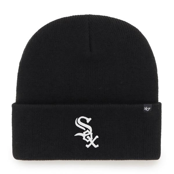 beanie bonnet white sox 47 brand