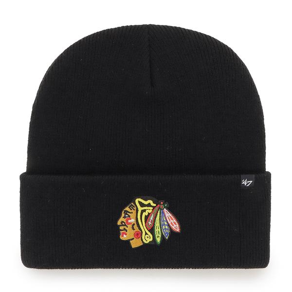 beanie bonnet blackhawks47 brand