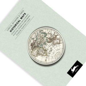 historical maps pepin press enveloppe étiquettes