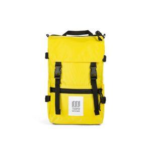 topo designs sac à dos jaune