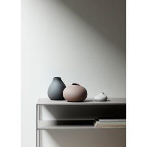 vase céramique blomus
