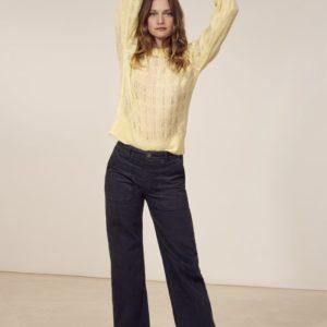 pantalon velours côtelé labdip