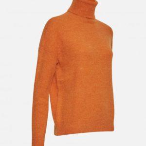 pull col roulé laine alpaga msch