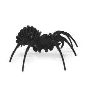araignée papier carton objet 3d agent paper