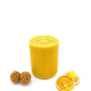 bougie mila cire abeille