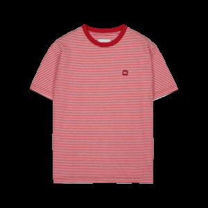 hamilton t-shirt makia ss21 men homme red rouge