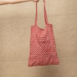 sac totebag rouge