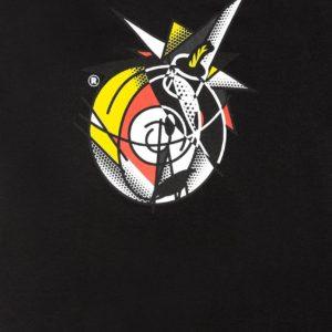 roy adam t-shirt black the hundreds ss21