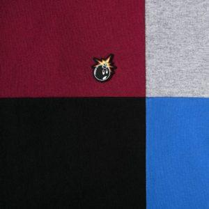 patchwork t-shirt the hundreds ss21