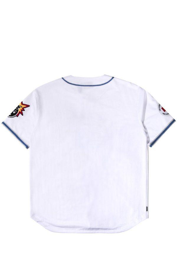 The hundreds major jersey white