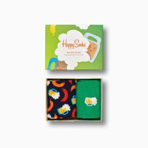 Beer Socks Gift Box 2-Pack happy socks