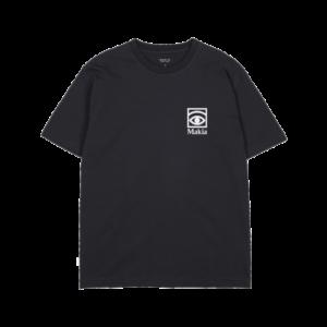 t-shirt ogon olle eksell makia black
